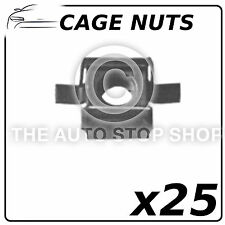 Metal Cage Nuts Citroen: Relay - ZX Talbot: 1307-1510 - Tagora Part: 142 25 Pack