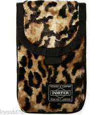 Head Porter iphone case, made in Japan Yoshida Porter mombasa fragment design