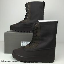 YEEZY 950 ADIDAS DUCK BOOT SEASON 1 YEEZY BOOST 350 CHOCOLATE BROWN BOOTS UK 9
