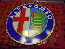 Alfa Romeo Sticker Emblem 45CM - NOS
