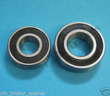 FREE P&P* Trailer Wheel Bearing for Daxara 107 127 & Erde 120 #6202 6004 RS
