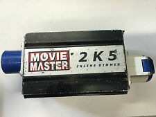 Moviemaster 2 K 5 (2.5k) in linea di Illuminazione Dimmer
