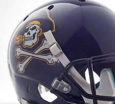 EAST CAROLINA PIRATES ECU Authentic FULL SIZE Football Helmet DECALS / STICKERS