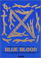 X Japan Band score Book Japanese BLUE BLOOD