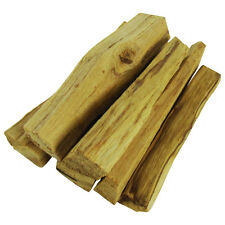 Peruvian Palo Santo Holy Wood Burnable Incense 6 Aromatic Sacred Smudging Sticks
