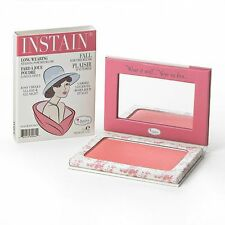 theBalm Instain Long-Wearing Staining Powder Blush  Toile   free shipping