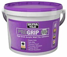 Ultra Pro-Grip HG Wall Tile Adhesive 15KG