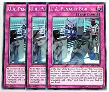 CROS-EN089 3x U.A. PENALTY BOX (U.A. CABINA DI PUNIZIONE) Common