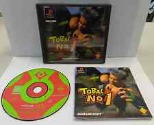 Console Game Gioco SONY Playstation PSOne PSX Anime PAL TOBAL NO. 1 - Squaresoft