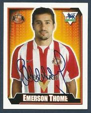 MERLIN 2003-FA PREMIER LEAGUE-10TH EDITION- #479-SUNDERLAND-EMERSON THOME
