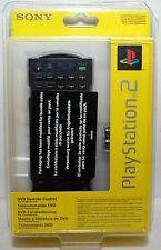 SONY 2003 PLAYSTATION PS 2 ORIGINAL DVD REMOTE CONTROL EUROPEAN RARE NEW MISP