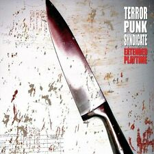 TERROR PUNK SYNDICATE Extended Playtime CD 2007