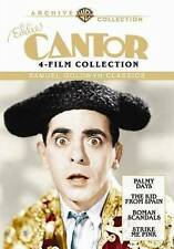 Eddie Cantor Goldwyn Collection (4-DVD Set) WARNER ARCHIVE Free Shipping