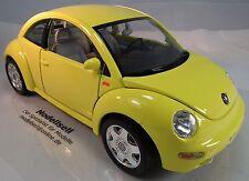 Volkswagen New Beetle 1998 de Burago en escala 1:18 en OVP