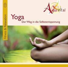 Ayurvital-yoga-le chemin dans la même détente * CD * NOUVEAU *
