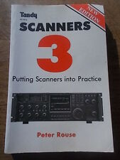1996 Ed TANDY SCANNERS 3 Putting Scanners into Practice Radio Hardware RT VGC