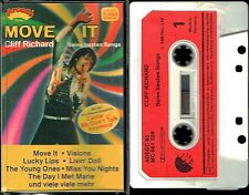 MC - Cliff Richard - Move It - Lucky Lips, The Young Ones, Livin Doll, u.a.