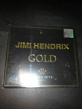 JIMI HENDRIX - GOLD SMASH HITS CD
