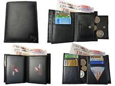 Real Leather Mens Mans Jacket Blazer Upright Wallets 11 Credit Card Wallets RL23