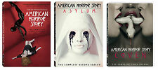New Sealed American Horror Story - The First Second Third Seasons 1 2 3 DVD 1-3