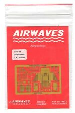 Airwaves Accessories 1:72 A.W. Seahawk Photoetch Detail AW2072MMD AC7272