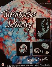 TURQUOISE JEWELRY VALUE GUIDE COLLECTOR'S BOOK Bolo Belt Necklace Bracelet ++