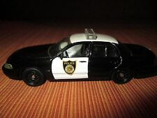 Custom Road Champs 1/43 scale Sacramento,CA Police Ford Crown Vic