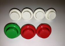 Williams DEFENDER Button Set **NEW** Leaf Style Buttons