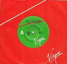 """MALCOLM McCLAREN - UN BEL DI VEDREMO (ONE FINE DAY) - 7"""" 45 VINYL RECORD - 1984"""
