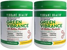 Vibrant Health Green Vibrance 60 Day Supply (2 Pack)