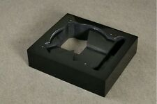 Plinth for turntable Lenco L70, L75, L78 piano glossy