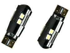 Letronix 2x 10 smd 5630 LED w5w t10 socle Can-bus Blanc 6000k pas un feu de position