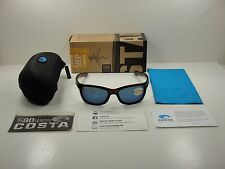 COSTA DEL MAR TREVALLY POLARIZED SUNGLASSES TORTOISE/BLUE 580P LENS GT10 OBMP
