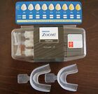3x NITE WHITE ACP 22% WHITENING GELS + 2x MOUTH TEETH TRAYS + SHADE CARD