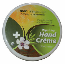 MANUKAVANTAGE REPAIRING HAND CREME 100ml - MANUKA HONEY & MANUKA OIL
