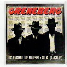 (FC420) Greneberg EP, Roc Marciano / The Alchemist + Oh No (Gangrene) - DJ CD