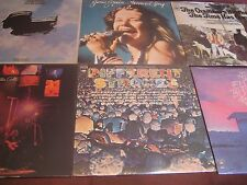 CAPTURING THE 70'S VINYL SET HOLLIES JOPLIN BISHOP WINTER CHAMBERS BROTHERS 6LPS