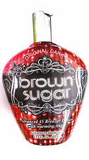 Brown Sugar Original Dark 45x Bronzer Indoor Tanning Lotion by Tan Inc.