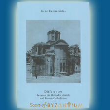 Orthodox Book Differences Between the Orthodox Church and Roman Catholicism