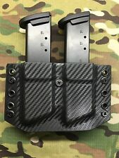 Carbon Fiber Kydex SIG P226 P228 P229 Dual Magazine Carrier