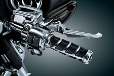 Kuryakyn 6375 Chrome Kinetic Grips Yamaha Raider All Models 2008-2015