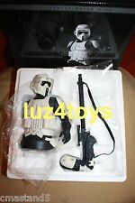 Gentle Giant Star Wars Scout Trooper Bust 2015 PGM Exclusive Limited to 740