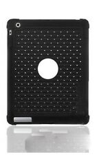Luxury Diamond ShockProof Hybrid Rogged Hard case Cover For Apple ipad 2 3 4