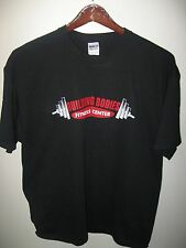 Building Bodies Fitness Center Gym Weightlifting Rockledge Florida T Shirt XLrg