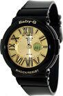 Casio Baby-G Neon Dial Ladies Watch BGA-160-1B BGA160 1B