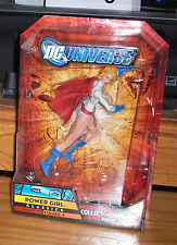 DC UNIVERSE CLASSICS IMPERIEX WAVE SERIES 10 # 4 POWER GIRL ACTION FIGURE