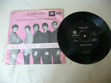 "HERMAN'S HERMITS""NO MILK TODAY-disco 45 giri COLUMBIA DEN 1967 """
