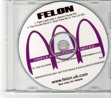 (FM511) Felon, Flash - 2003 DJ CD