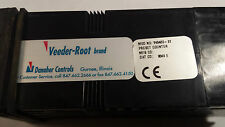 Veeder Root-Danaher Electronic Predetermining Counters,V45450-22 Series (p2b10)