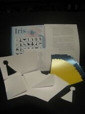 Iris Folding Kit - Party Hat